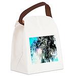 Sun glare Canvas Lunch Bag