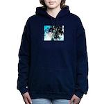 Sun glare Women's Hooded Sweatshirt