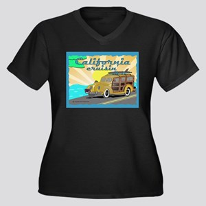 california dreamin Plus Size T-Shirt