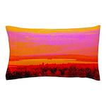 Sunset glow Pillow Case