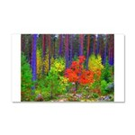 Fall colors Car Magnet 20 x 12