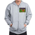 Fall colors Zip Hoodie
