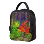 Fall colors Neoprene Lunch Bag