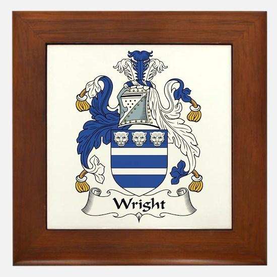 Wright Framed Tile