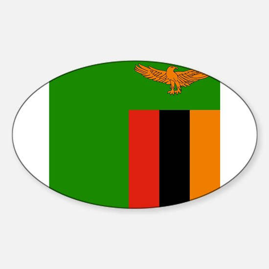 Flag of Zambia Decal