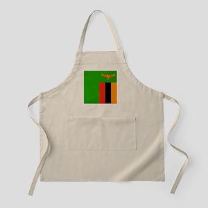 Flag of Zambia Apron