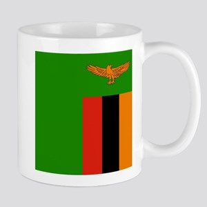 Flag of Zambia Mugs