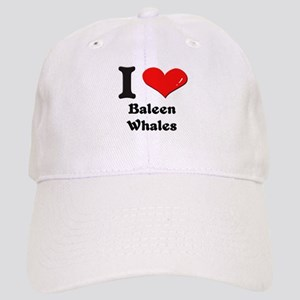 I love baleen whales Cap