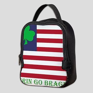 Erin Go Bragh #2 Neoprene Lunch Bag