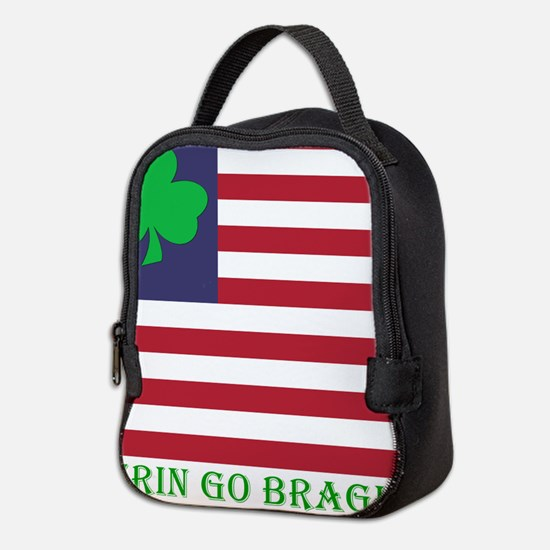 Erin Go Bragh #2 Neoprene Lunch Bag