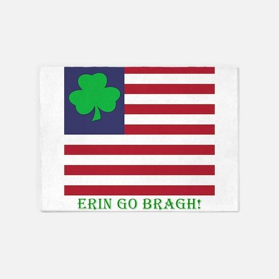 Erin Go Bragh #2 5'x7'Area Rug