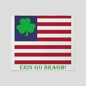 Erin Go Bragh #2 Throw Blanket