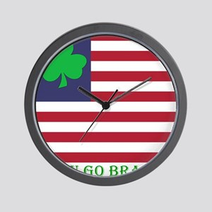 Erin Go Bragh #2 Wall Clock