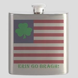Erin Go Bragh #2 Flask