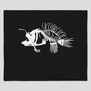Angler Fish King Duvet