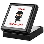 Ninja Consultant Keepsake Box