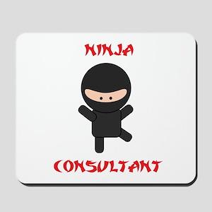 Ninja Consultant Mousepad