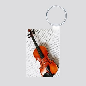 Violin Musician Keychains