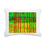 View Rectangular Canvas Pillow
