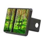 Pine forest Hitch Cover