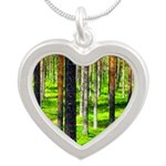 Pine forest Necklaces