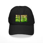 Pine forest Baseball Hat
