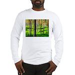 Pine forest Long Sleeve T-Shirt