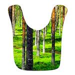 Pine forest Bib