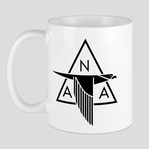 North American Aviation Mug