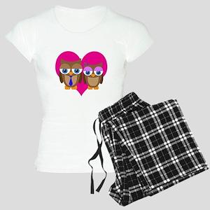 Lovey Owls 2 Pajamas
