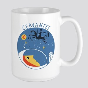 Cervantes Mission Large Mug Mugs