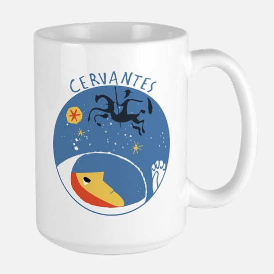 Cervantes Mission Large Mug Mugs