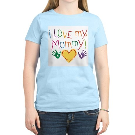i luv mom Women's Light T-Shirt