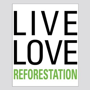 Reforestation Small Poster
