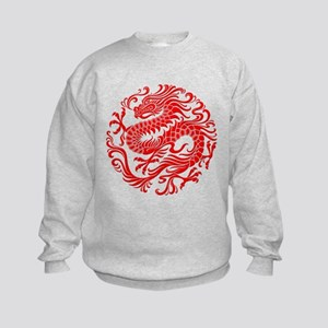 Traditional Chinese Dragon Circle Jumpers