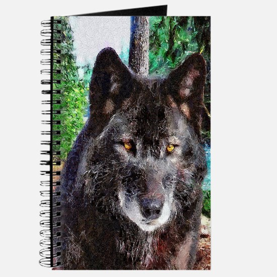 Old Man Wolf Journal