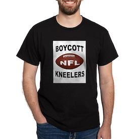 BOYCOTT NFL T-Shirt