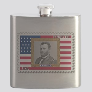 Ulysses S. Grant Flask