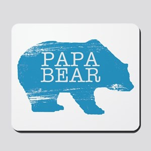Papa Bear Mousepad