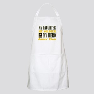 Army Dad Daughter Apron