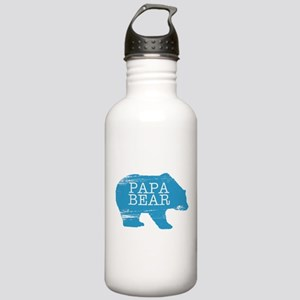 Papa Bear Water Bottle