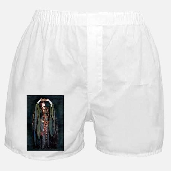 Ellen Terry - Lady Macbeth Boxer Shorts