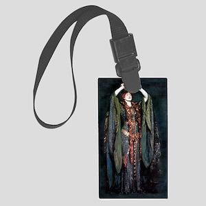 Ellen Terry - Lady Macbeth Luggage Tag