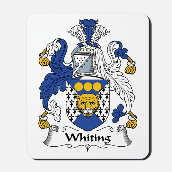 Whiting Mousepad