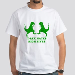 T Rex Hates High Fives T-Shirt