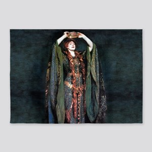 Ellen Terry - Lady Macbeth 5'x7'Area Rug