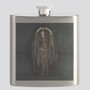 Ellen Terry - Lady Macbeth Flask