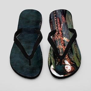 Ellen Terry - Lady Macbeth Flip Flops