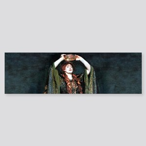 Ellen Terry - Lady Macbeth Bumper Sticker