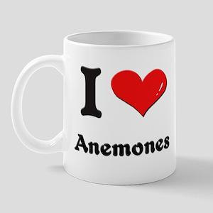I love anemones  Mug